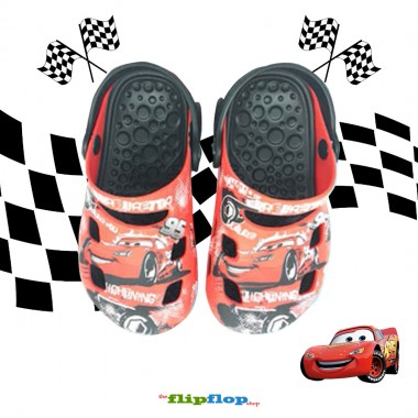 Car Lightning McQueen Sandals - 021006
