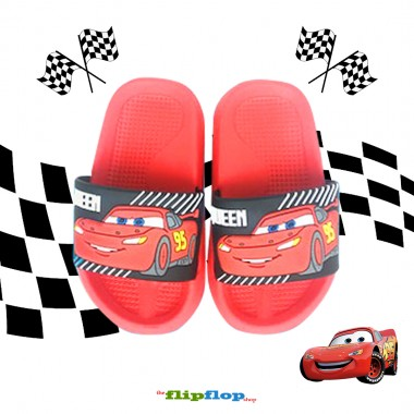 Car Lightning McQueen Sandals - 121030