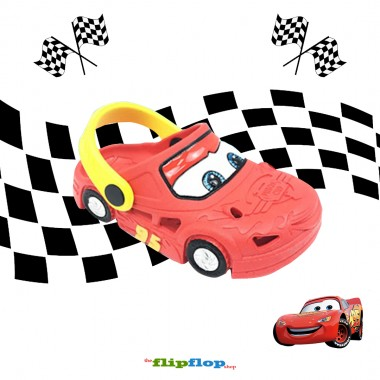 Car Lightning McQueen Sandals - 121228