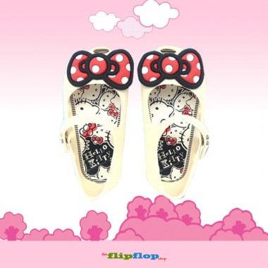 Hello Kitty Jelly Shoes - 121294