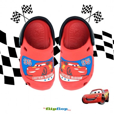 Car Lightning McQueen Sandals - 18061