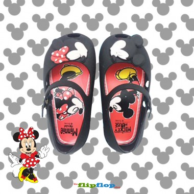 Minnie Mouse Jelly Shoes - 021101