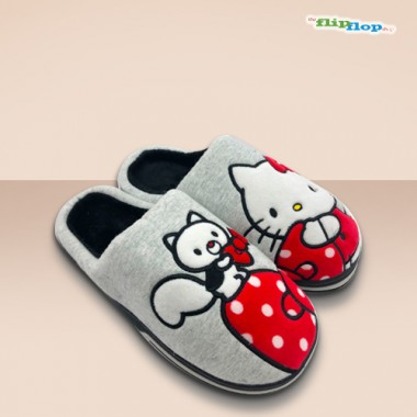 Hello Kitty Indoor/Bedroom Slippers - 319747
