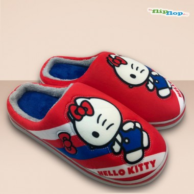Hello Kitty Indoor/Bedroom Slippers - 321774