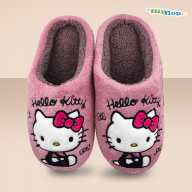 Hello Kitty Indoor/Bedroom Slippers - 321794