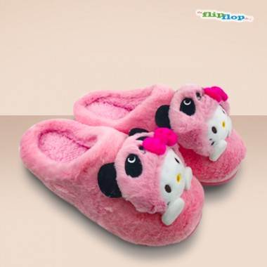 Hello Kitty Indoor/Bedroom Slippers - 321797