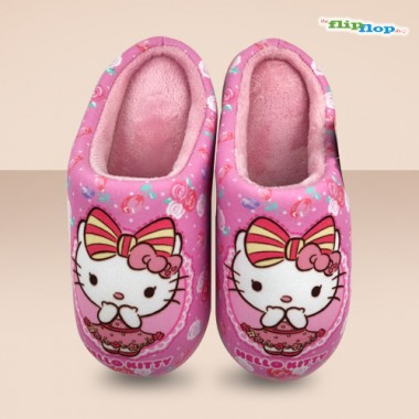 Hello Kitty Indoor/Bedroom Slippers - 321801