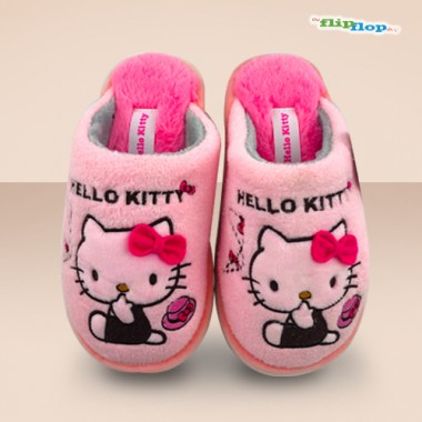 Hello Kitty Indoor/Bedroom Slippers - 321889