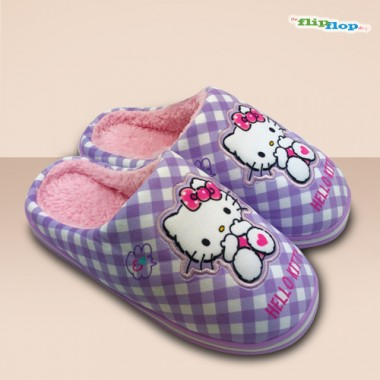Hello Kitty Indoor/Bedroom Slippers - 322909