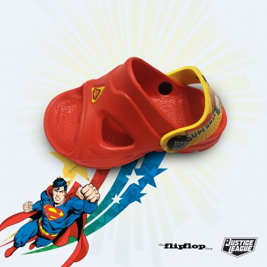 Superman Boys Sandals - 5789