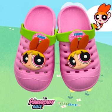 Powerpuff Girl Sandals - 5822