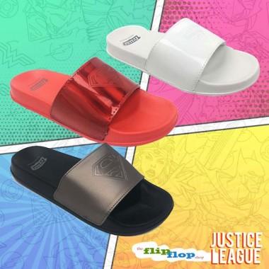 Superman Logo Sandals - 5838