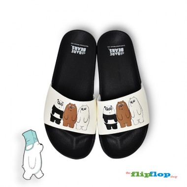 We Bare Bears Sandals - 5840