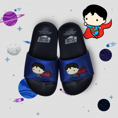 Superman Chibi Sandals - 5851k