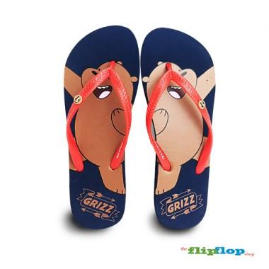 We Bare Bears Flip Flops - 86161