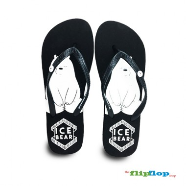 We Bare Bears Flip Flops - 86168