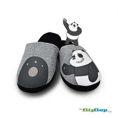 We Bare Bears Indoor/Bedroom Slippers - 86175