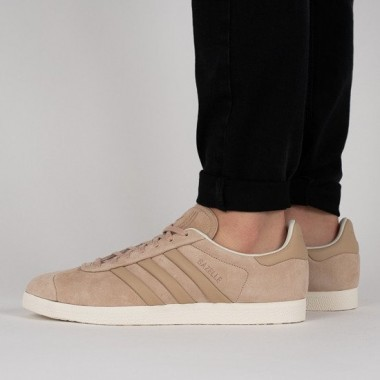 ADIDAS - GAZELLE STITCH-AND-TURN SHOES - AQ0893