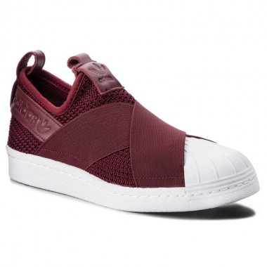 ADIDAS SUPERSTAR SLIP-ON SHOES - B37371