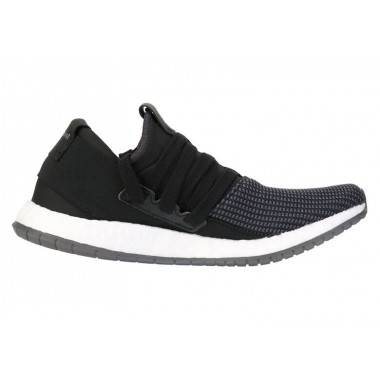 ADIDAS WOMEN'S PURE BOOST RAW RUNNING SHOES - BB4135
