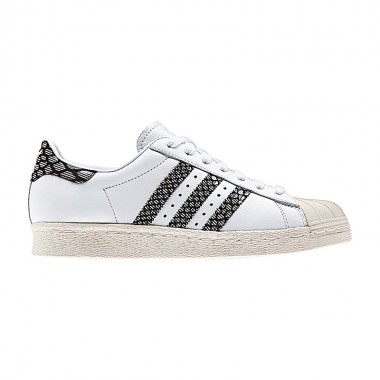 ADIDAS SUPERSTAR 80S SHOES - BY9074