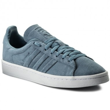 ADIDAS CAMPUS STITCH AND TURN SHOES -  CQ2471
