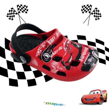 Car Lightning McQueen Sandals - 021006
