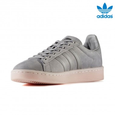 ADIDAS WOMEN'S ORIGINAL CAMPUS SHOES - BY9838