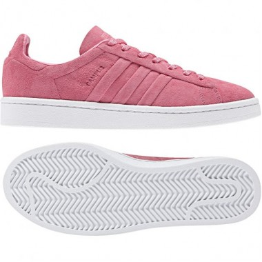 ADIDAS CAMPUS STITCH AND TURN SHOES - CQ2740